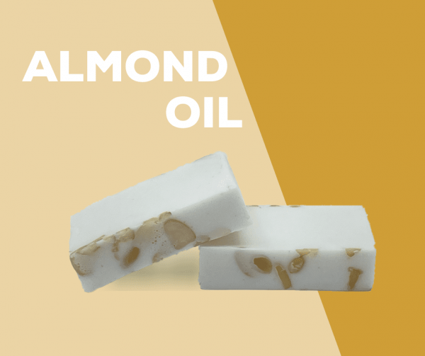 Almond Oil Soap - Oschen