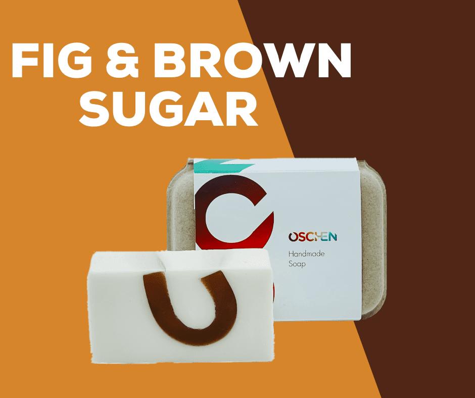 Fig & Brown Sugar Soap - Oschen