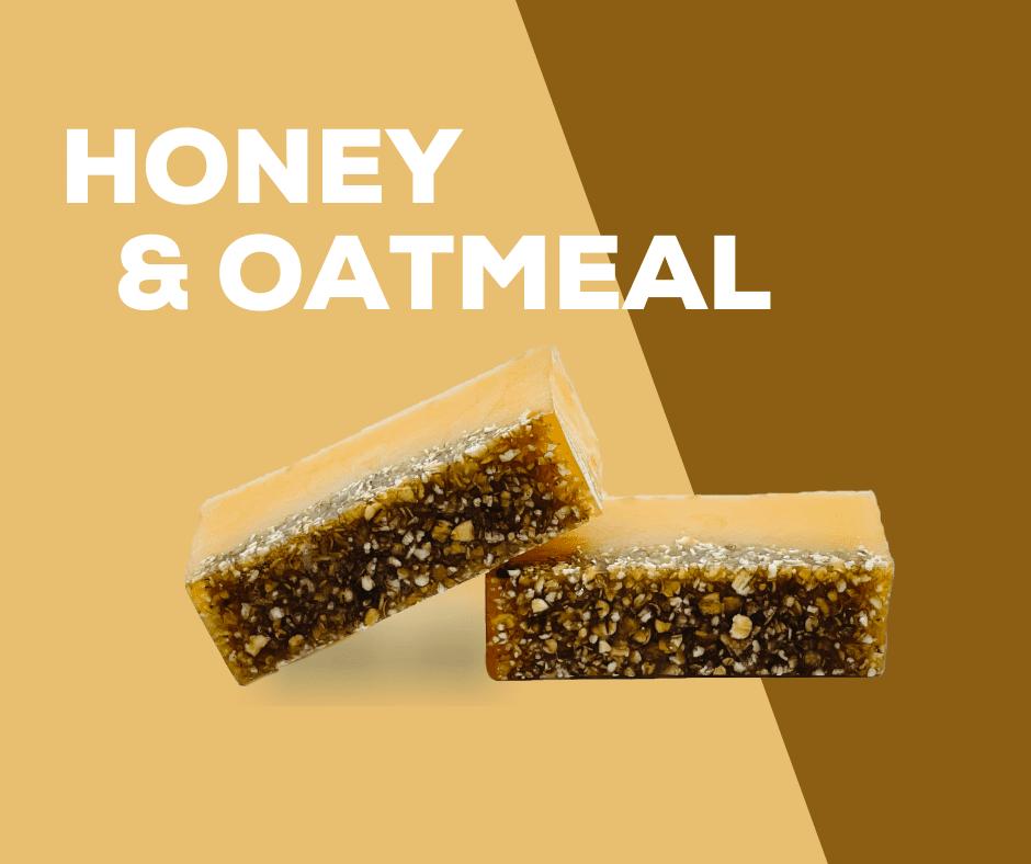 Honey & Oatmeal Soap - Oschen