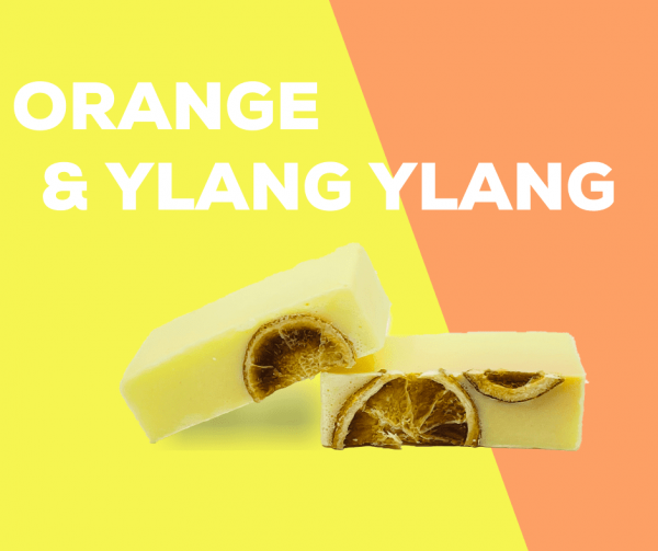 Orange & Ylang Ylang Soap - Oschen