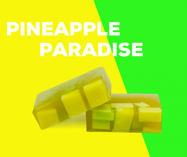 Pineapple Paradise Soap - Oschen