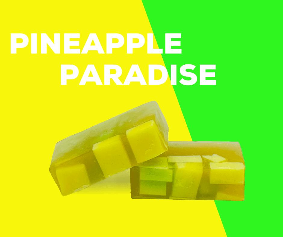 Pineapple Paradise Soap - Oschen