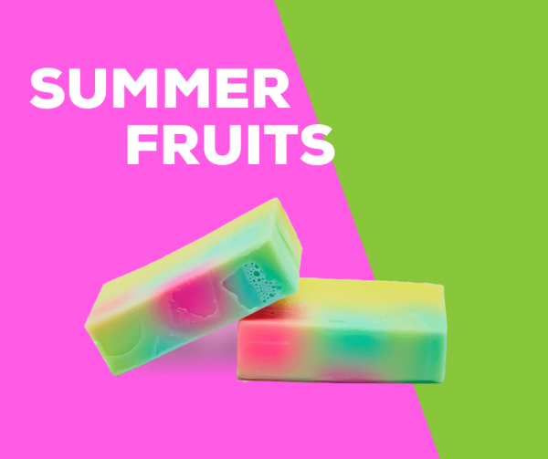Summer Fruits Soap - Oschen